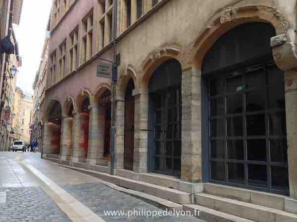 labo Philippe de Lyon 6 rue du Boeuf à Lyon