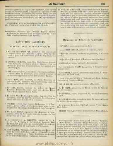 Dr Philippe de Lyon Chevalier Ordre du Christ www.philippedelyon.fr