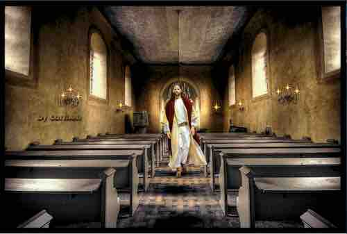 illustration d'un aperçu du Christ