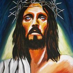 Jésus Christ et Philippe de Lyon