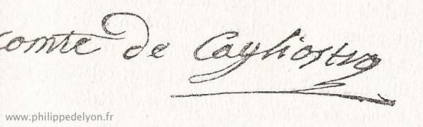 site Maitre Philippe de Lyon signature edition 1912 Cagliostro pour www.philippedelyon.fr