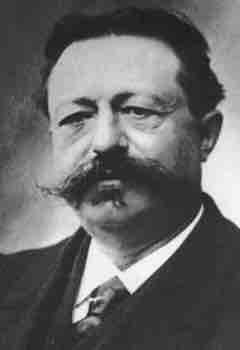 Maître Philippe de Lyon en Médaille timbre et rue