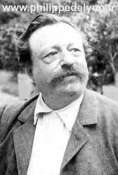 Clos Landar à l'Arbresle 2 aout 1905 décés de Philippe de lyon