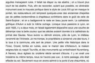 Victor Hugo poeme L'Arbresle philippedelyon.fr