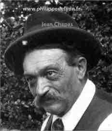 2 septembre 1897 Jean Chapas www.philippedelyon.fr jean-chapas-maitre-philippe-lyon