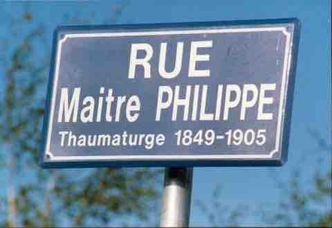 site Maitre Philippe de Lyon www.philippedelyon.fr article sur rue maitre Philippe wwwphilippedelyonfr Nom-de-la-rue-Maitre-Philippe